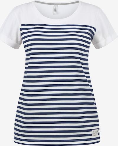 Desires T-Shirt 'Mimi' in nachtblau / weiß, Produktansicht