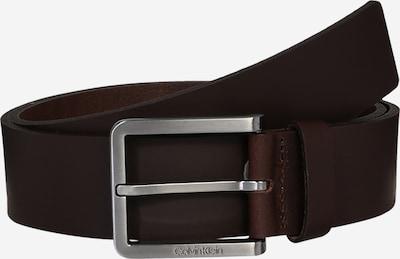 Calvin Klein Ledergürtel '40MM ESSENTIAL PLUS' in dunkelbraun, Produktansicht