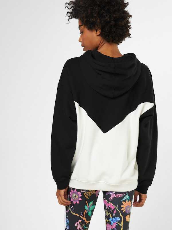 Blanc Og' En Sweat BeigeNoir Adidas Originals 'clrdo shirt WEH2ID9