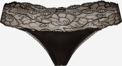 Calvin Klein Underwear String 'Thong' in de kleur Zwart, Productweergave