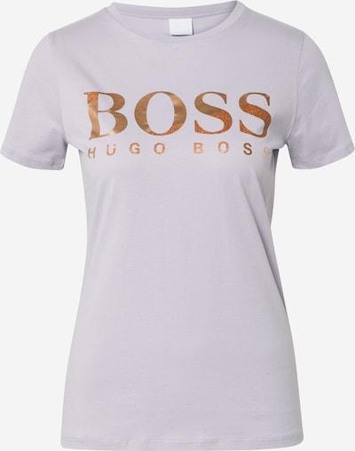 BOSS Shirt 'Tecatch' in lila, Produktansicht