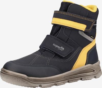 SUPERFIT Snowboots in de kleur Nachtblauw / Geel, Productweergave