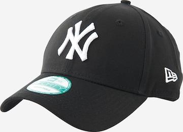 NEW ERA Cap '9Forty League Basic' in Black
