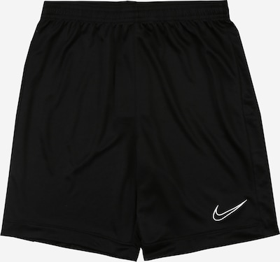 NIKE Sporthose 'Academy' in schwarz, Produktansicht