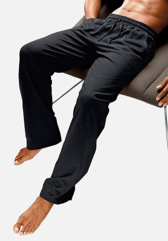 Kangaroos Casual Relax Pants Made Of Soft Sweat Quality