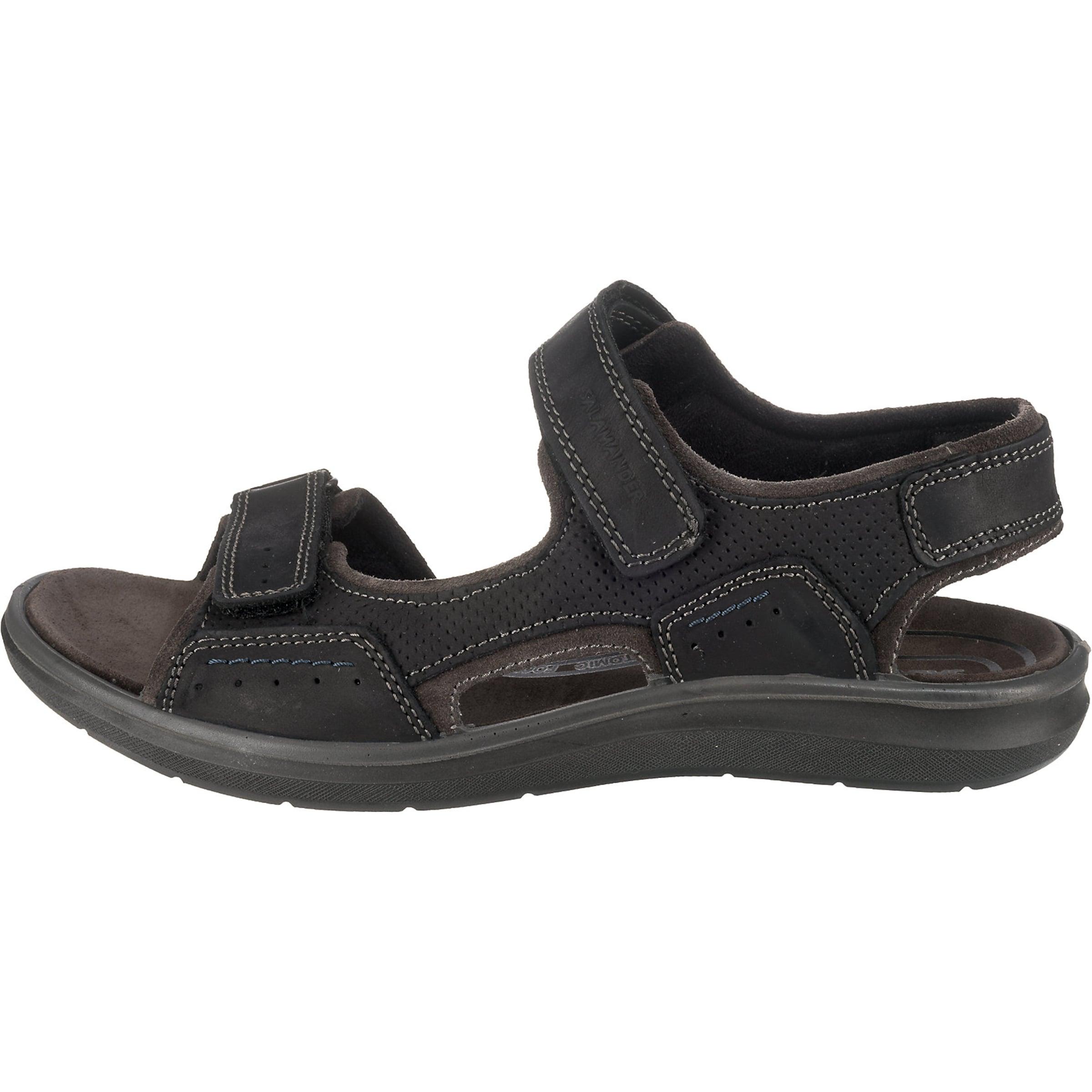 Salamander Komfort In sandalen DunkelbraunSchwarz Danby TwOkZulXiP