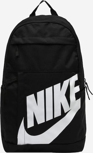 Zaino Nike Sportswear di colore nero / bianco, Visualizzazione prodotti