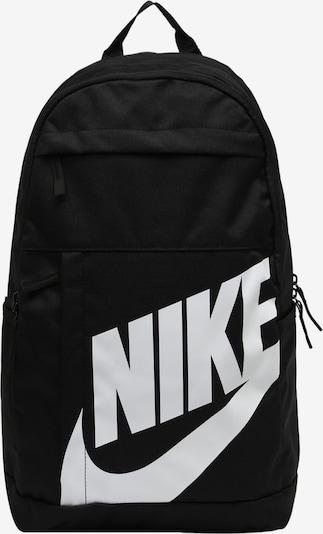 Nike Sportswear Nahrbtnik | črna barva, Prikaz izdelka