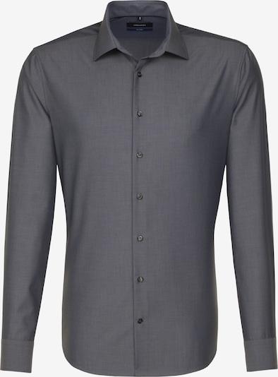 SEIDENSTICKER Zakelijk overhemd 'Tailored' in de kleur Grijs, Productweergave