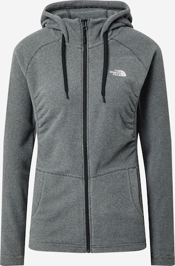 THE NORTH FACE Functionele fleece jas 'Mezzaluna' in de kleur Grijs, Productweergave