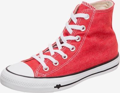 CONVERSE Sneakers hoog 'Chuck Taylor All Star' in de kleur Rood / Wit, Productweergave