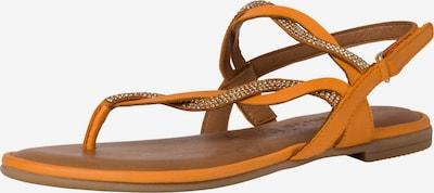 TAMARIS Sandale in orange, Produktansicht