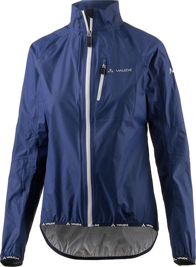 VAUDE 'Drop III' Fahrradjacke in blau, Produktansicht