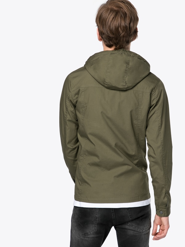 Only & Sons Übergangsjacke 'GALTAN HOODIE JACKET'