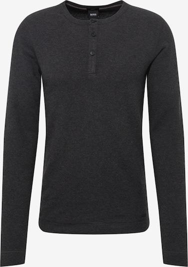 BOSS T-Shirt 'Trix 10214364 01' en noir, Vue avec produit