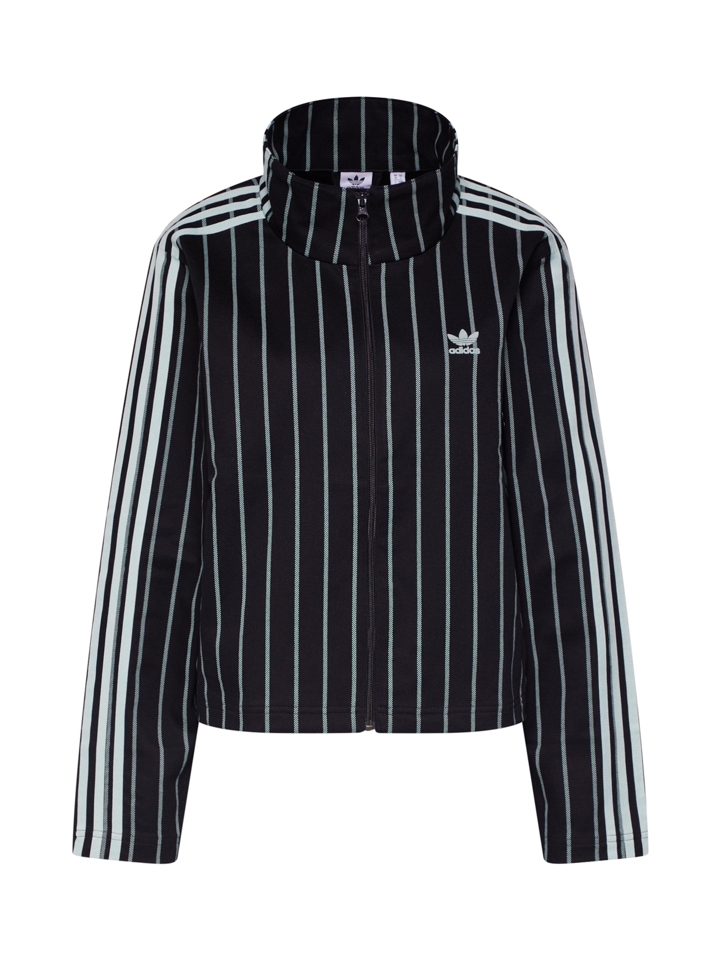 In VertNoir OriginalsVeste Mi Top' Adidas saison 'track gIY76ybfv