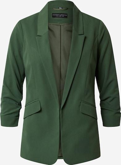 Dorothy Perkins Blazer in dunkelgrün, Produktansicht