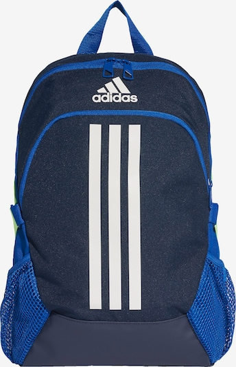 ADIDAS PERFORMANCE Rucksack 'Power 5  S' in blau, Produktansicht