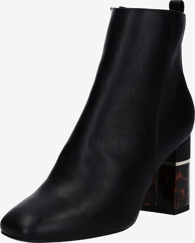 ABOUT YOU Bottines 'Leticia' en noir, Vue avec produit