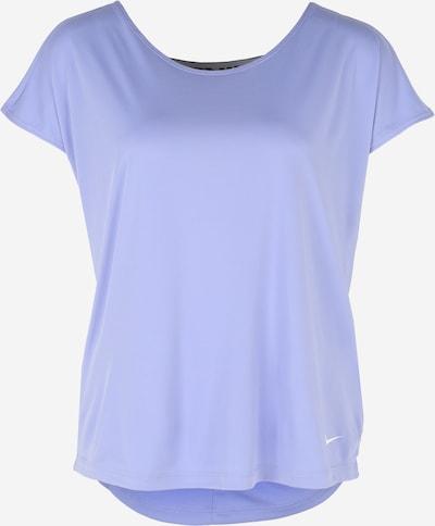 NIKE T-shirt fonctionnel 'DRY ELASTIKA' en lilas / noir, Vue avec produit