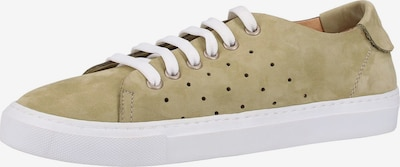 Darkwood Sneaker in grün, Produktansicht