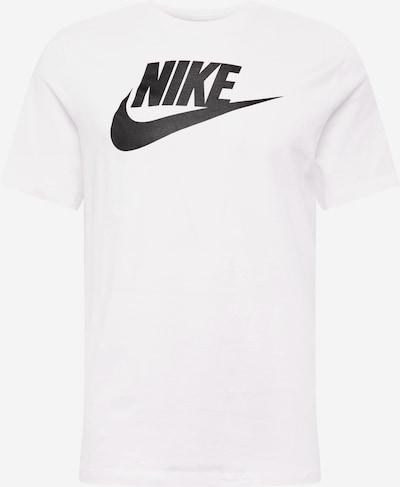 Nike Sportswear T-Shirt 'M NSW TEE FUTURA' in schwarz / weiß, Produktansicht