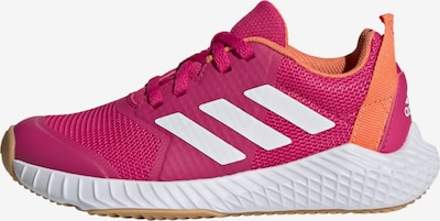 ADIDAS PERFORMANCE Trainingsschuh 'Forta Gym' in dunkelorange / pink, Produktansicht
