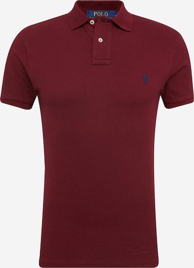 Marškinėliai iš POLO RALPH LAUREN , spalva - vyno raudona spalva, Prekių apžvalga