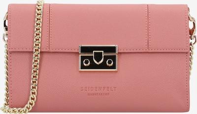 Seidenfelt Manufaktur Clutch in pink, Produktansicht