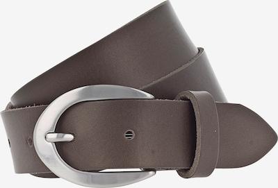 VANZETTI Ledergürtel in braun, Produktansicht