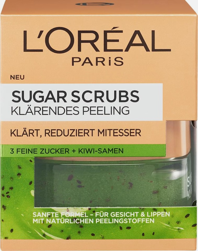 L'Oréal Paris SUGARSCRUB CLEAR