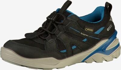 ECCO Halbschuhe in blau / schwarz, Produktansicht