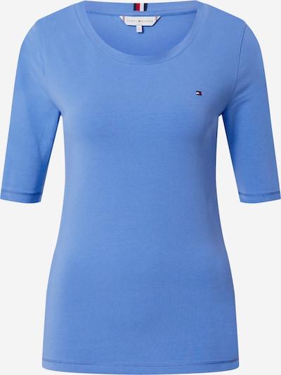 TOMMY HILFIGER Koszulka w kolorze błękitnym: Widok z przodu
