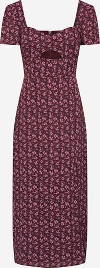 Fashion Union Šaty 'EAGLE' - burgundská červeň, Produkt
