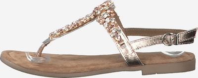 MARCO TOZZI Sandale in rosé, Produktansicht