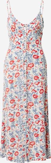 BILLABONG Kleid 'Sugared Life' in mischfarben / weiß, Produktansicht