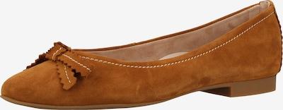 Paul Green Ballerinas in cognac, Produktansicht