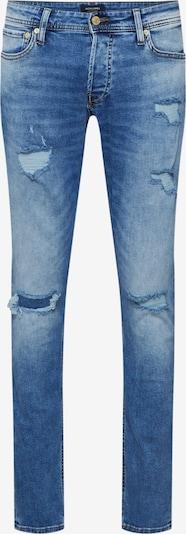 Džinsai 'GLENN' iš JACK & JONES , spalva - tamsiai (džinso) mėlyna, Prekių apžvalga