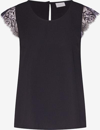 VILA Bluza 'VIOLLI S/S TOP' u crna, Pregled proizvoda