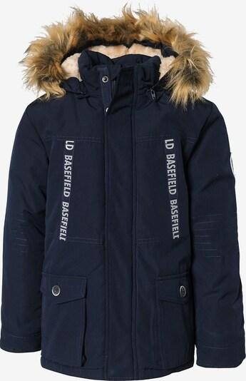 BASEFIELD Winterjacke in blau, Produktansicht