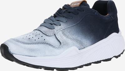 STEVE MADDEN Sneaker 'SARDAN' in blau / weiß, Produktansicht