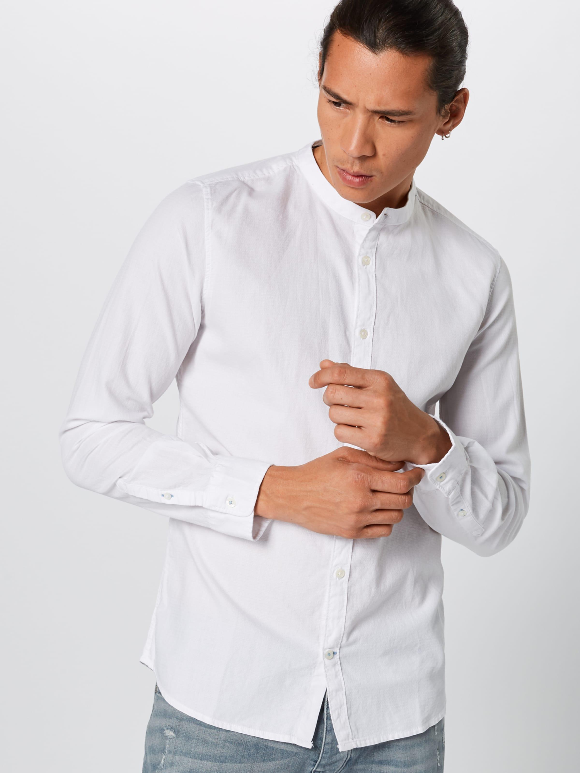 Hemd Tom Tailor In Tom Hemd Tailor Weiß rCBWdxoe