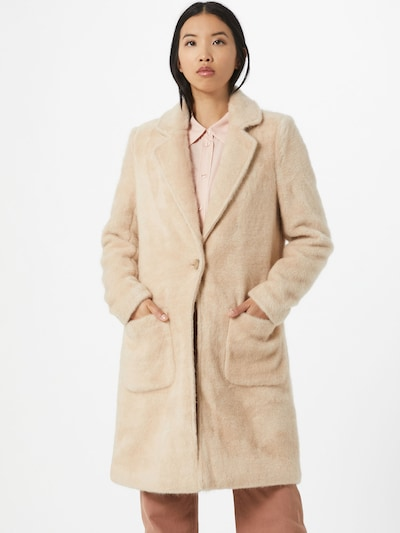 ONLY Prechodný kabát 'Claire' - tmavošedá, Model/-ka
