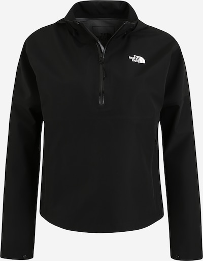 THE NORTH FACE Veste outdoor 'ARQUE' en noir, Vue avec produit