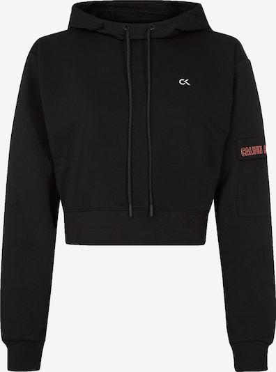 Calvin Klein Performance Sportsweatshirt in schwarz, Produktansicht
