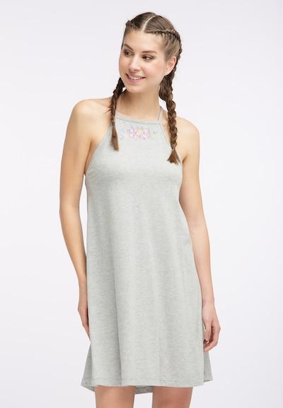MYMO Kleid in grau, Modelansicht