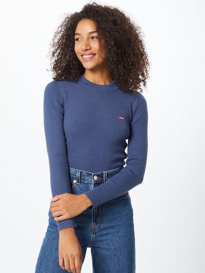 LEVI'S Пуловер в синьо, Преглед на модела