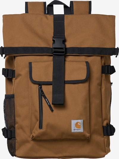 Carhartt WIP Philis 22L Rucksack in braun, Produktansicht