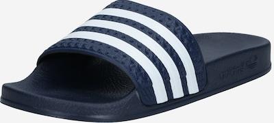 ADIDAS ORIGINALS Otevřená obuv 'BA7129' - námořnická modř / bílá, Produkt