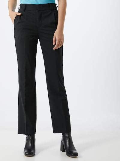 DRYKORN Hose 'ESSAY' in schwarz, Modelansicht